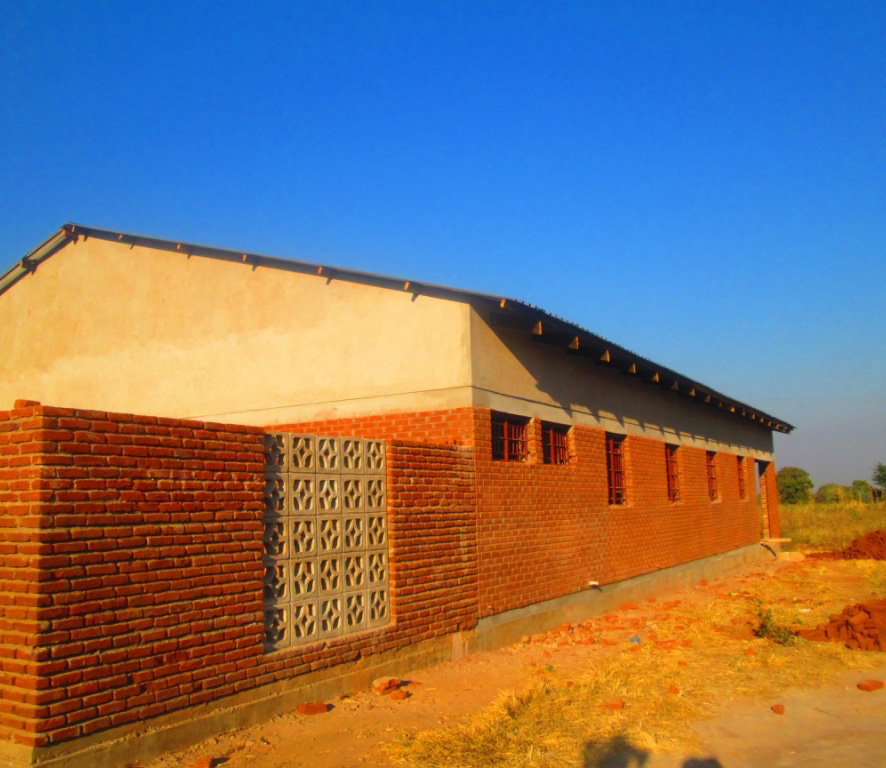 NEW AMOR maternity hospital completed in MALAWI