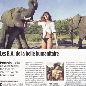 LE POINT - Les BA de la Belle Humanitaire