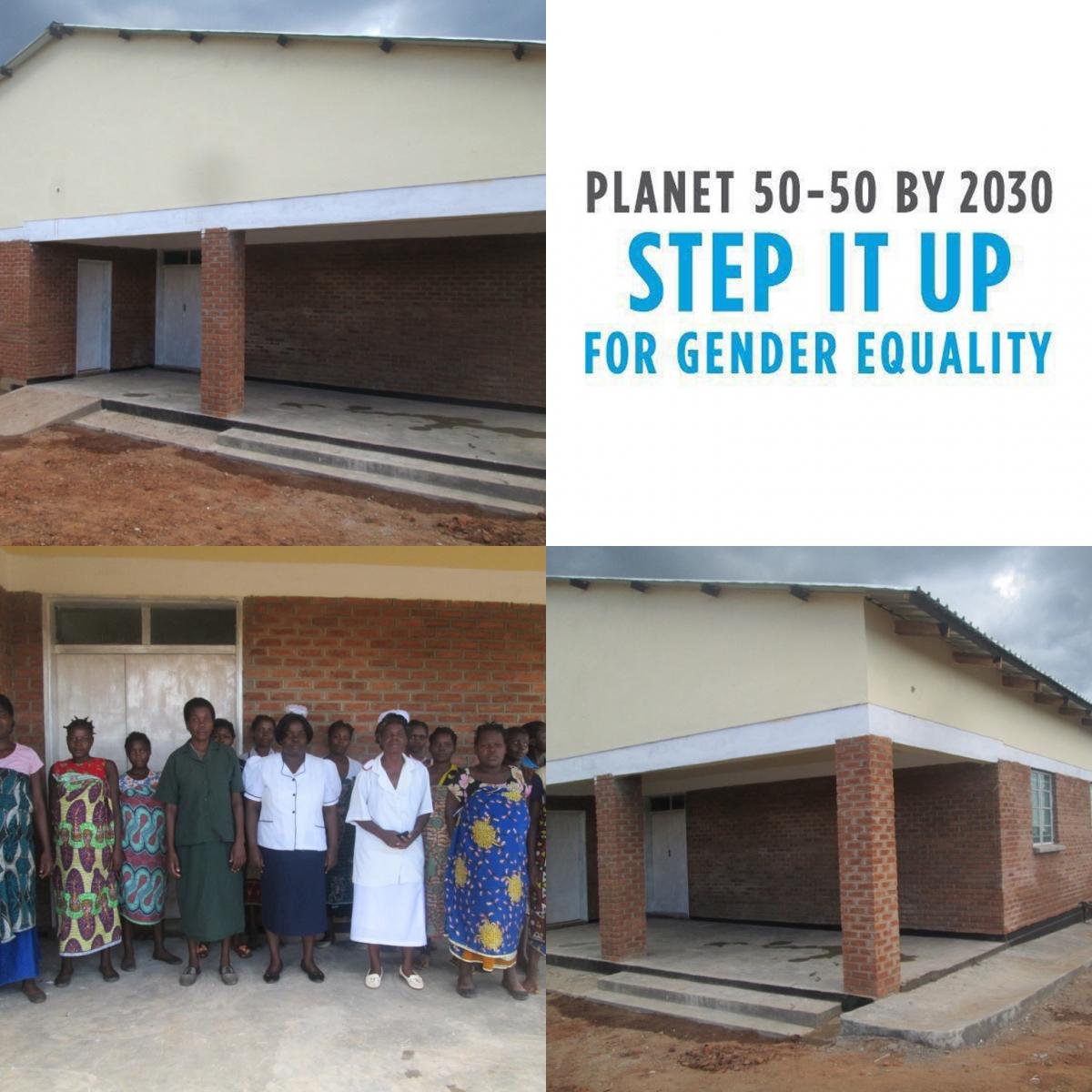New hospital, Thyolo Malawi